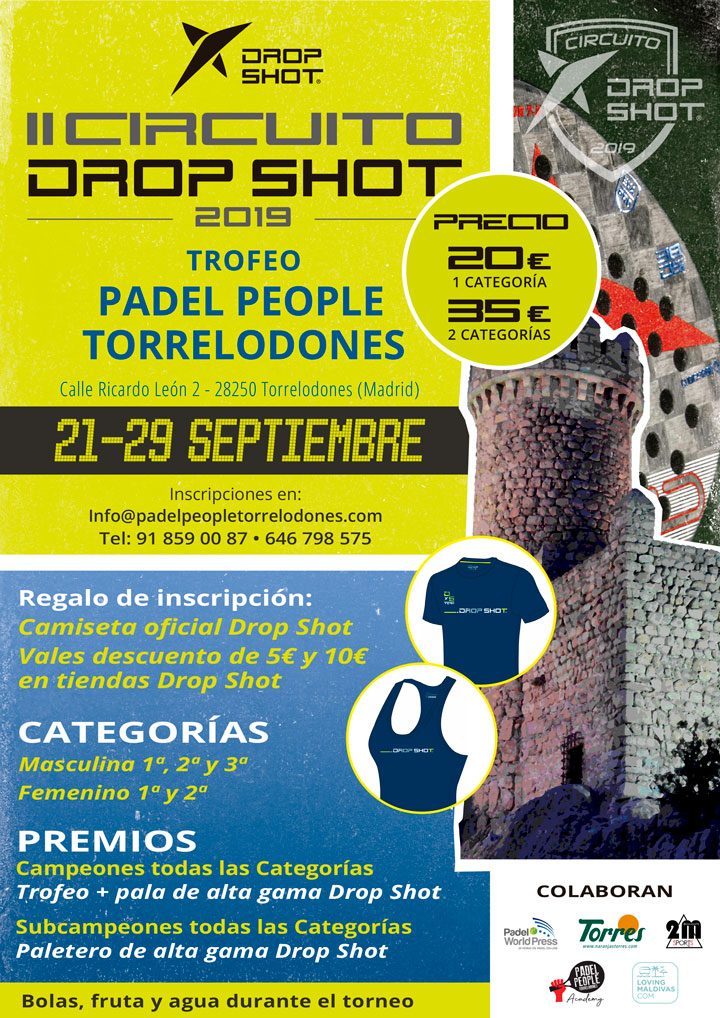TROFEO PADEL PEOPLE
