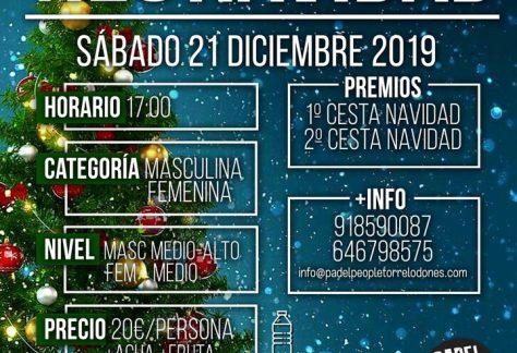 TORNEO DE NAVIDAD 19