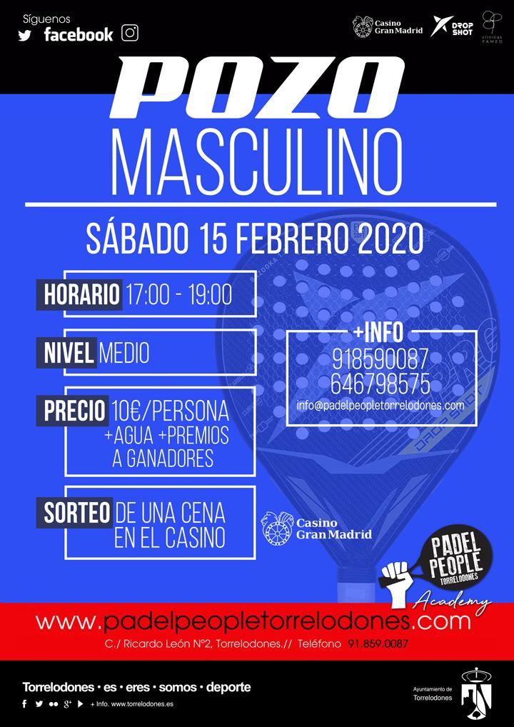 POZO MASCULINO 15FEB20